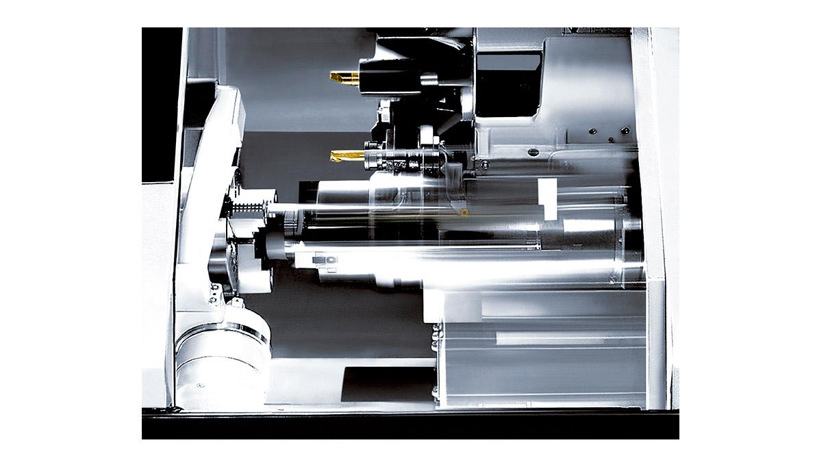 Pieza mecanizada en HYPERQUADREX 100MSY - Intermaher