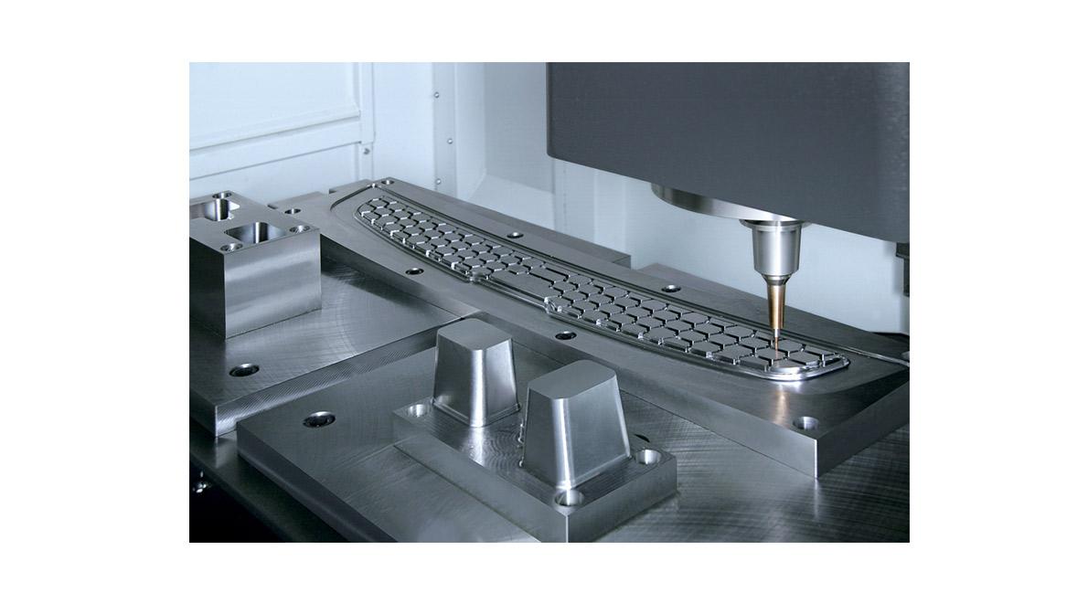 Pieza mecanizada en FJV 5 FACE-100/120 - Intermaher
