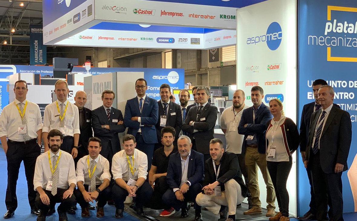 FIRA 2019 intermaher aspromec