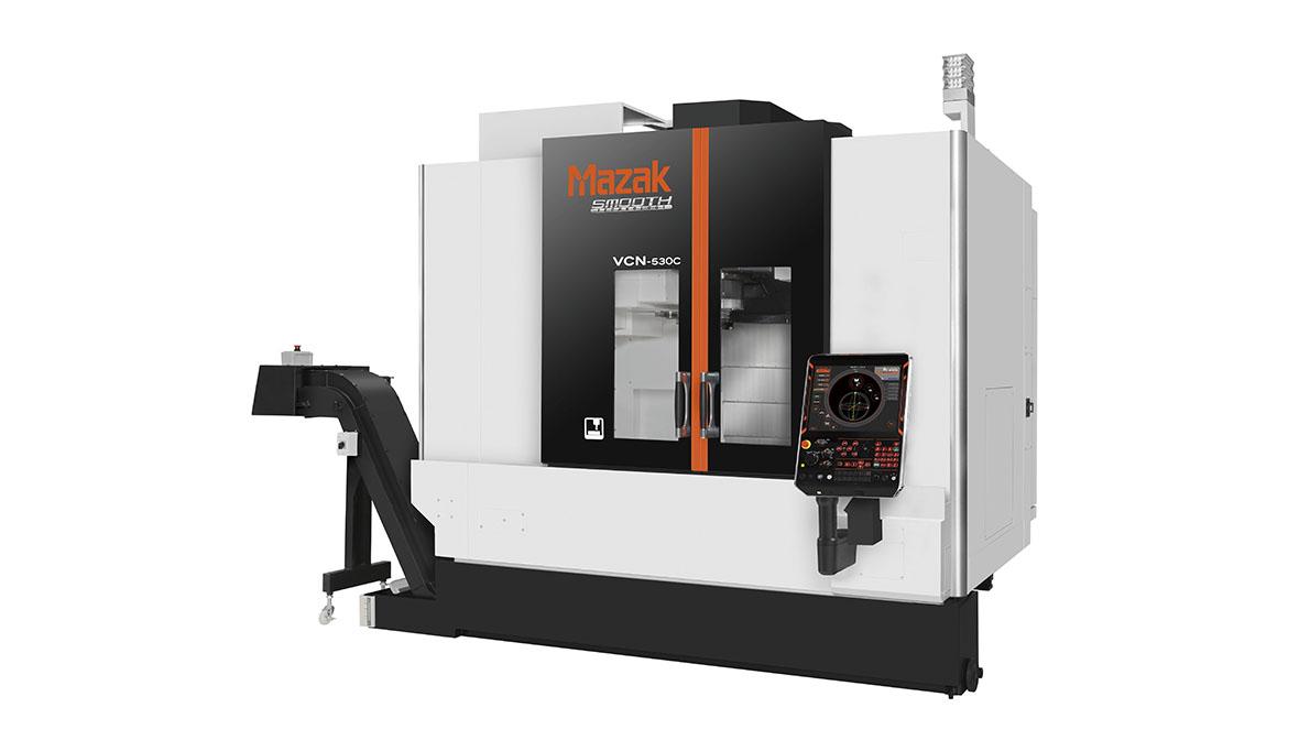 Centros de Mecanizado Vertical CNC Mazak - Intermaher