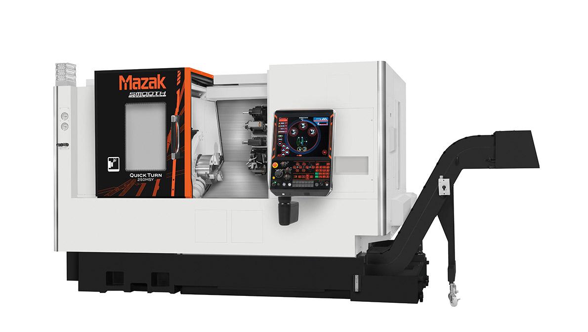 Centros de Torneado y Mecanizados CNC Mazak - Intermaher