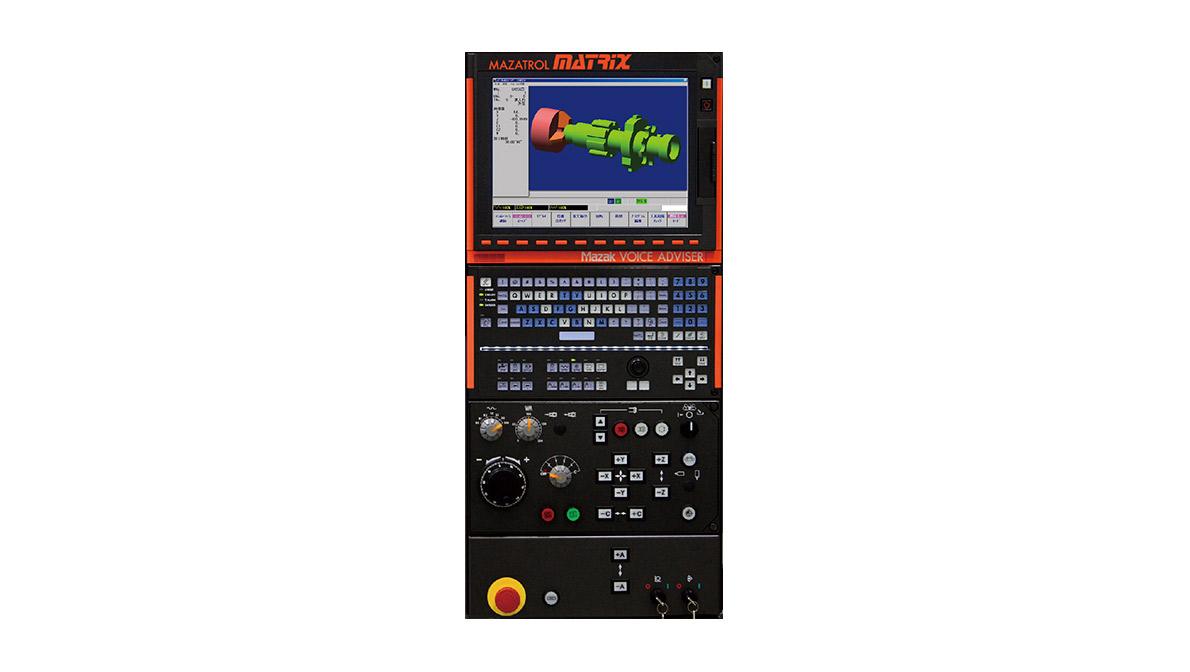 Mazatrol Matrix Cam 2 - Intermaher