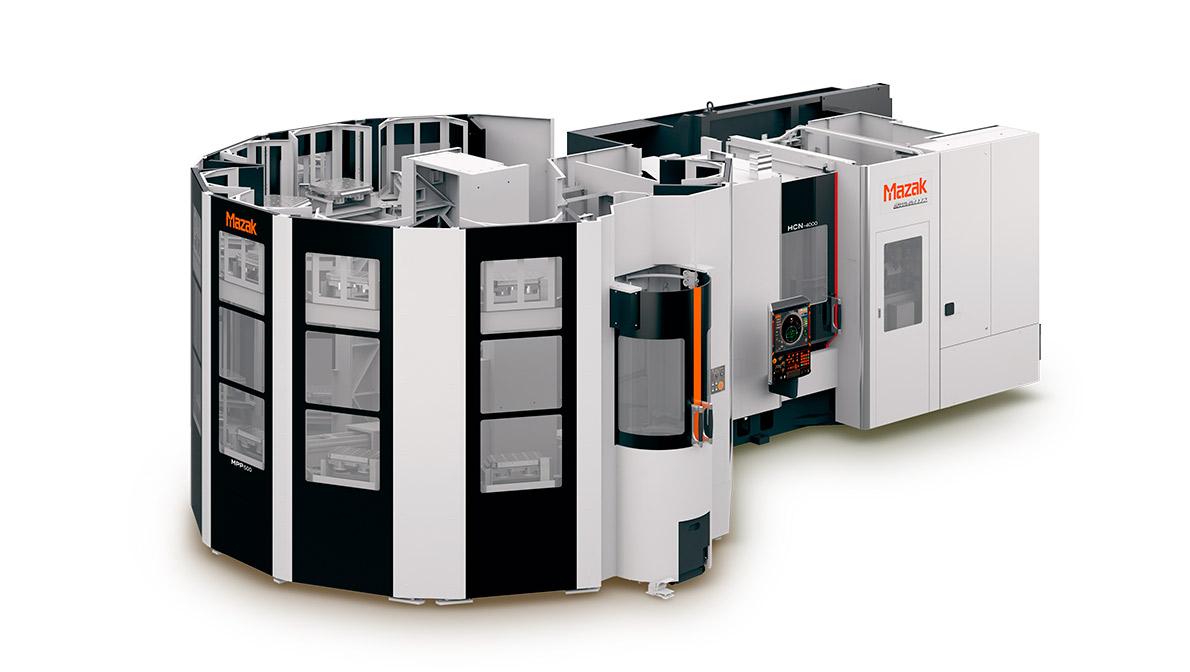 Sistema de Automatización Industrial - Intermaher