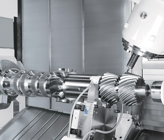 Mecanizado de Alta Velocidad y Precisión Mazak